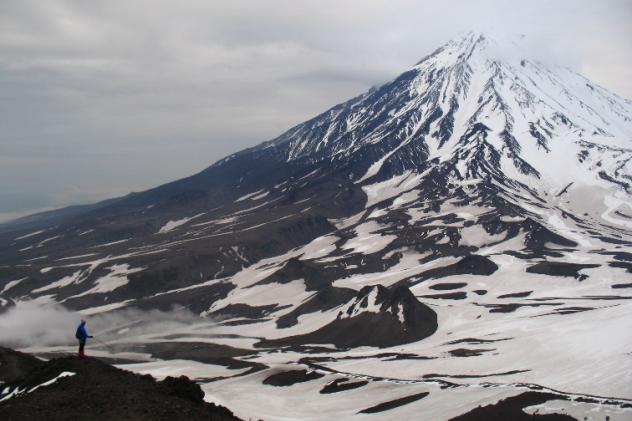 Предоставлено КГБУ «Природный парк «Вулканы Камчатки»