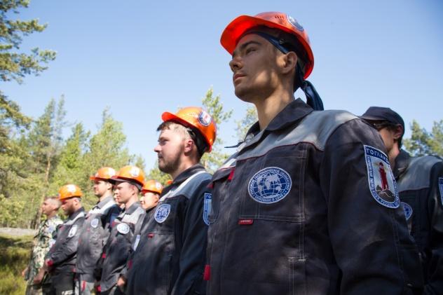 """Волонтёры РГО – участники экспедиции """"Гогланд"""""""