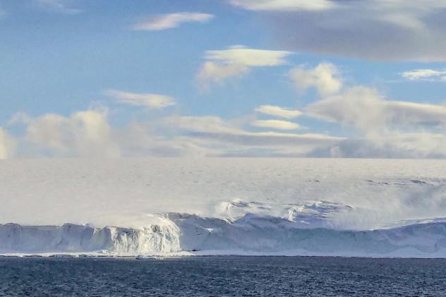 Ледник. Архипелаг Земля Франца-Иосифа