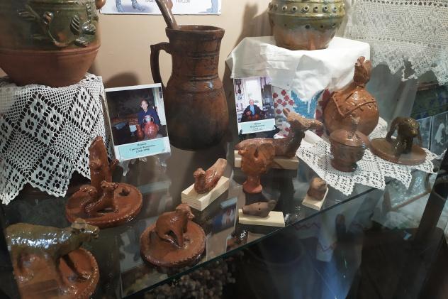 Фёдоровская керамика