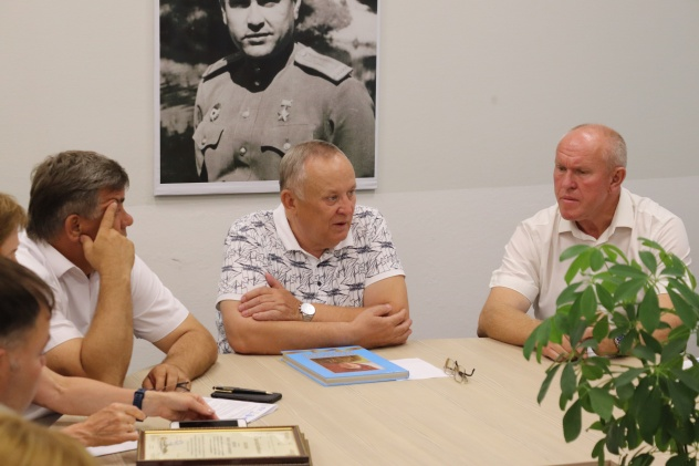 Камышин семинар