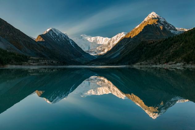 Катунский хребет, Алтай