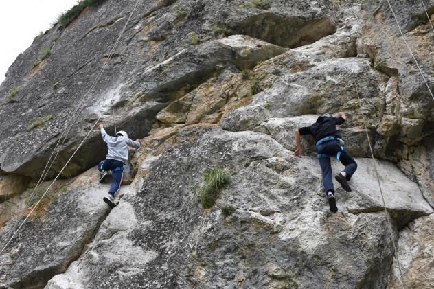 Альтаир школа альпинизма