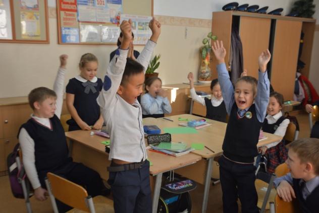 МК РГО на базе ФГКОУ Кызылское президентское кадетское училище