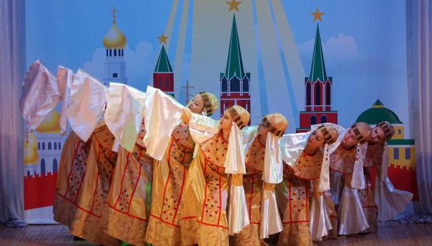 Россия. Белых пятен нет