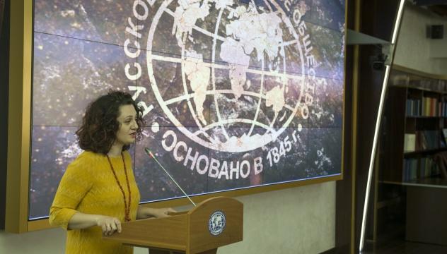 Рубановская Яна - автор и режиссёр фильма