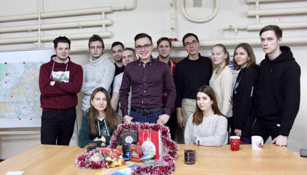 Молодежный клуб РГО стал лучшим клубом города Владимира