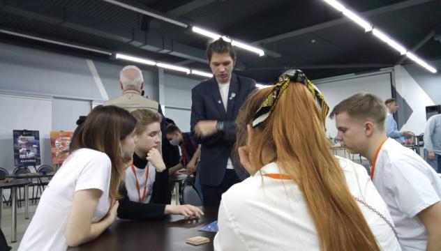 """Игра """"Адмирал"""" от Молодёжного клуба РГО им.М.М.Пришвина"""