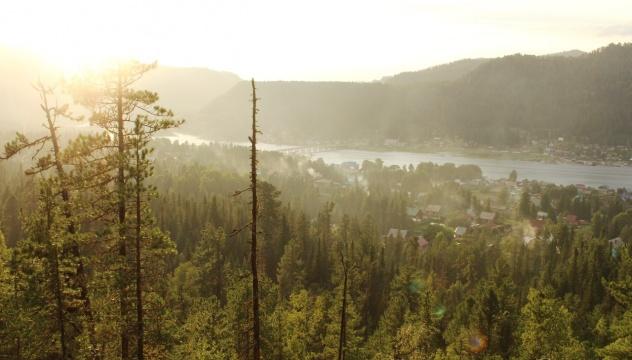п.Иогач, недалеко от оз.Телецкое