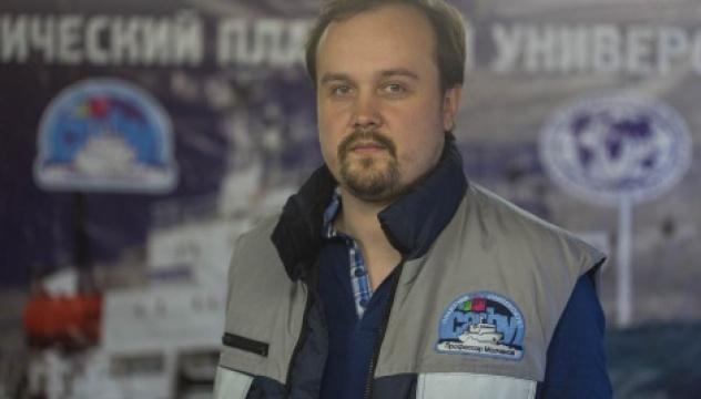 Константин Зайков - директор Арктического центра стратегических исследований