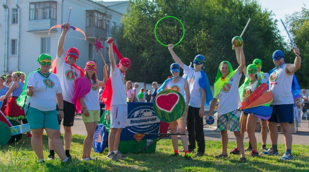 Камышин новое поколение фестиваль