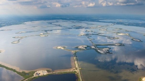 Самотлорское нефтяное месторождение