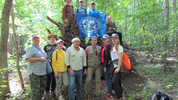 Экскурсия по Теллермановскому лесу