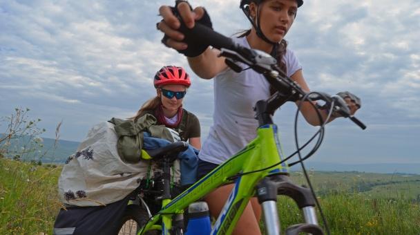 Туриада велосипедный поход Туапсе