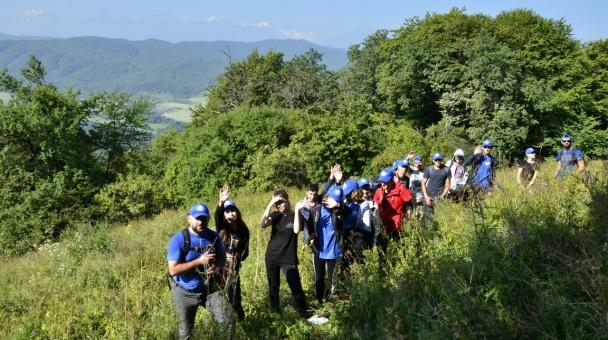 Школа альпинизма и краеведения