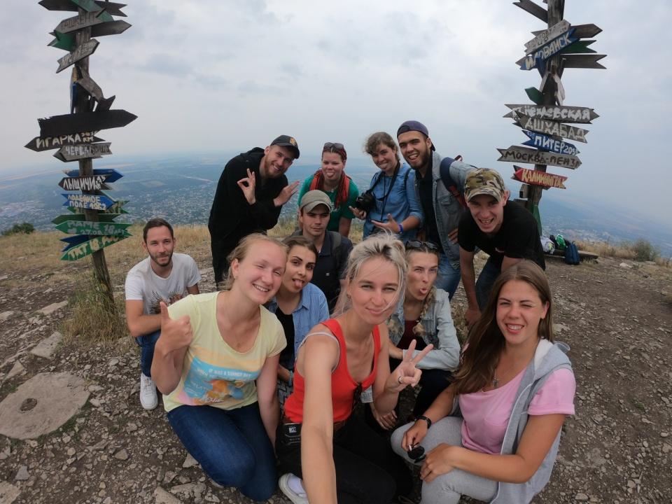 Эколого-просветительский лагерь РГО в Кабардино-Балкарском заповеднике