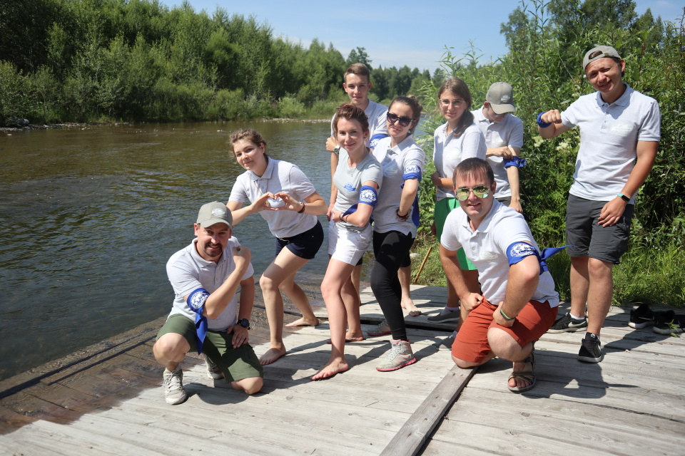 Слёт в Красноярске